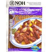 Sweet & Sour Sparerib Mix  From Noh
