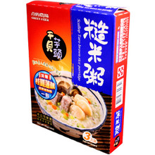 Green Farm Scallop Brown Rice Porridge 3.2 oz  From AFG