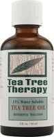 15% Water Soluble Tea Tree Oil, 2 OZ, Tea Tree Therapy, Inc.