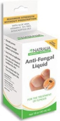 Anti-Fungal Liquid, 1 OZ, Natralia