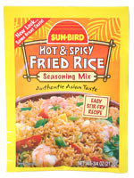 Sun Bird Hot & Spicy Fried Rice  From Sun Bird