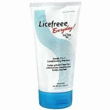 Everyday Shampoo, 8 OZ, Licefreee!