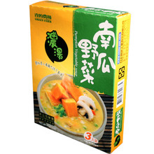 Green Farm Pumpkin Vegetable Soup 3.2 oz  From AFG