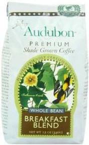 Breakfast Blend, 6 of 12 OZ, Audubon Premium Coffee