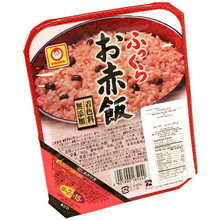 Maruchan Rice w/ Red Bean 5.6 oz  From Maruchan