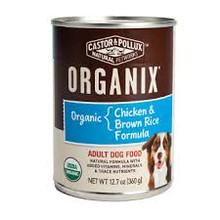 Chicken & Brown Rice Formula, 12 of 12.7 OZ, Castor & Pollux