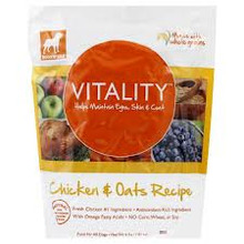 Chicken & Oats, Vitality, 6 of 4 LB, Dogswell