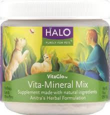 Vita-Mineral Mix, 9 OZ, Halo