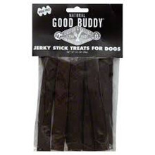 Beef Jerky, Rye Flour No Allergies, 12 of 3.5 OZ, Castor & Pollux
