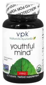 Youthful Mind 60 TAB By VPK MAHARISHI AYURVEDA
