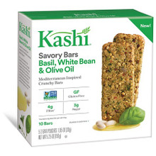 Basil White Bean & Olive Oil 8 of 5.3 OZ By KASHI