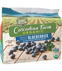 Blueberries 6 of 28 OZ By CASCADIAN FARM