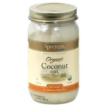 Refined Coconut Oil 6 of 29 OZ By SPECTRUM NATURALS