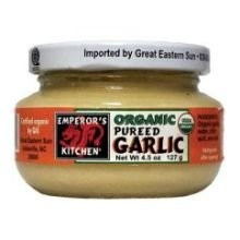 Garlic Puree 12 of 4.5 OZ From EMPERORS KITCHEN