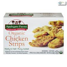 Chicken Strips 12 of 8 OZ Applegate Farms