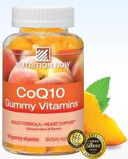 CoQ10 60 CT Nutrition Now