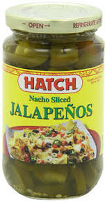 Jalapenos Sliced  12 of 12 OZ Hatch Farms Inc.