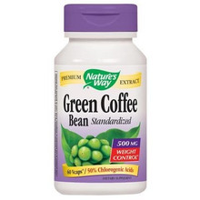 Green Coffee Bean 60 VCAP Nature`S Way
