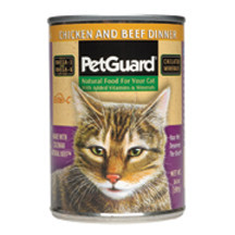 Chicken & Beef Dinner 12 of 13.2 OZ By PET GUARD