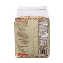 Old Fashioned Rolled Oats Regular 25 LB By BOB`S RED MILL