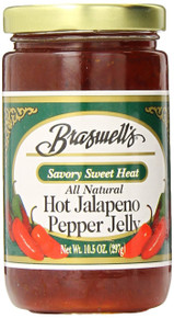 Jelly Jalapeno 6 of 10.5 OZ From BRASWELLS