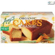 Cake Orange 12 of 11 OZ AMY`S