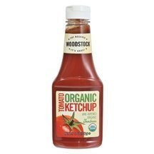 Ketchup Tomato 16 Pack 14 OZ WOODSTOCK