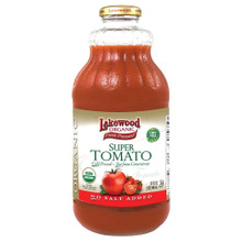 Super Tomato No Salt Added 12 of 32 OZ From LAKEWOOD