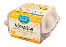 VeganEgg 100% Plant Based 8 of 4 OZ By FOLLOW YOUR HEART