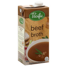 Beef 12 Pack 32 OZ PACIFIC NATURAL FOODS