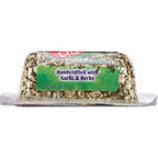 Garlic & Herb Log 6 of 4 OZ By CHAVRIE