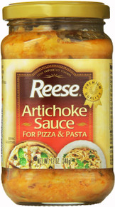 Artichoke Sauce Pizza & Pasta 6 of 12 OZ By REESE