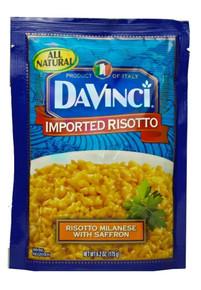 Milanese w/Saffron 12 of 6.2 OZ DA VINCI