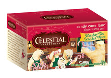 CandyCane Lane Grn Hlday Tea Decaf 6 of 20 BAG From CELESTIAL SEASONINGS