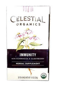 Immunity 6 of 20 BAG By CELESTIAL SEASONINGS