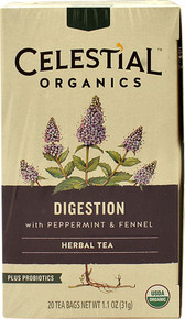 Digestion 6 of 20 BAG By CELESTIAL SEASONINGS