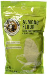 Almond GF 4 of 16 OZ From KING ARTHUR FLOUR