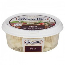 Feta Crumbled 12 of 4 OZ From ALOUETTE