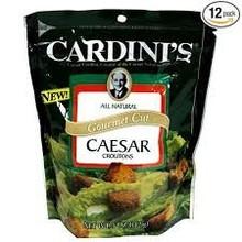 Crouton Caesar 12 Pack 5 OZ CARDINI