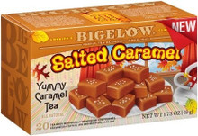 Tea Salted Caramel 6 of 20 BAG From BIGELOW