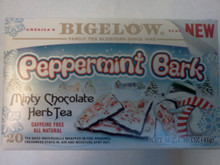 Tea Peppermint Bark 6 of 20 BAG From BIGELOW
