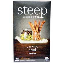 Chai 6 of 20 BAG By STEEP BY BIGELOW