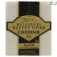 Goat Cheddar 10 of 8 OZ Meyenberg