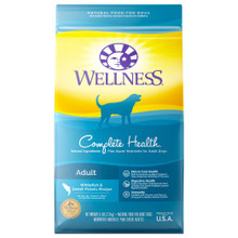 Complete Hlth,Adult,White Fish 6 of 5 LB By WELLNESS PET PRODUCTS