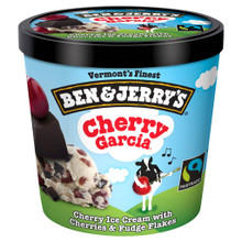 Cherry Garcia 12 of 3.6 OZ By BEN & JERRY`S