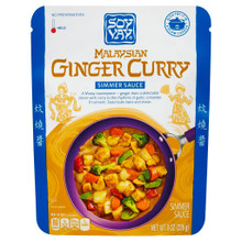 Malaysian Ginger Curry 8 of 8 OZ By SOY VAY