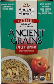 Apple Cinnamon 8 of 10.58 OZ From ANCIENT HARVEST