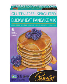 Buckwheat 6 of 12 OZ By PAMELAS PRODUCTS
