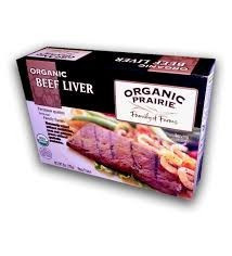Liver 10 of 8 OZ ORGANIC PRAIRIE