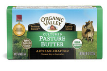 Pasture Salted Cultured 15 of 1 LB By ORGANIC VALLEY